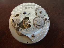 RARE -  PREOWNED  LA MERVEILLE WATCH MOVEMENT 10 JEWELS - PARTS AND/OR R... - $12.60