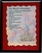 """4"""" x 5"""" Framed Artwork/Sayings Inspirational Refrigerator Magnets. The Miracle O - $7.99"""