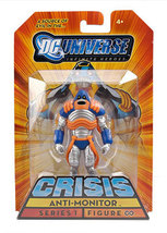 DC Universe Crisis Anti-Monitor Action Figure SDCC 2009 Exclusive NEW! - $23.99