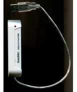 Rock Band USB 2.0 4-Port Hub ViPowER model VP-H209B - $3.95