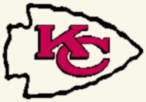 Latch Hook Rug Pattern Chart: Kansas