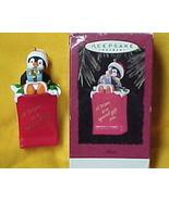 1996 Hallmark Keepsake Ornament Mom Penguin Box... - $16.99