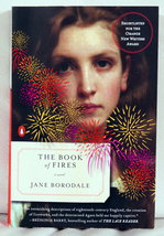 The Book of Fires by Jane Borodale - $6.50