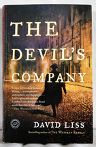 The Devil's Company by David Liss - $6.50