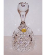 STUNNING MARSHALL FIELD & COMPANY WESTERN GERMANY HAND CUT CRYSTAL 6 1/4... - $42.07