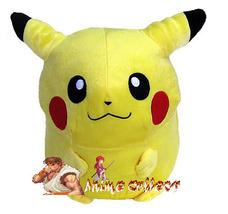 Pokemon Super DX 12 Inch Huggable Pikachu Plush Brand NEW! - $39.99
