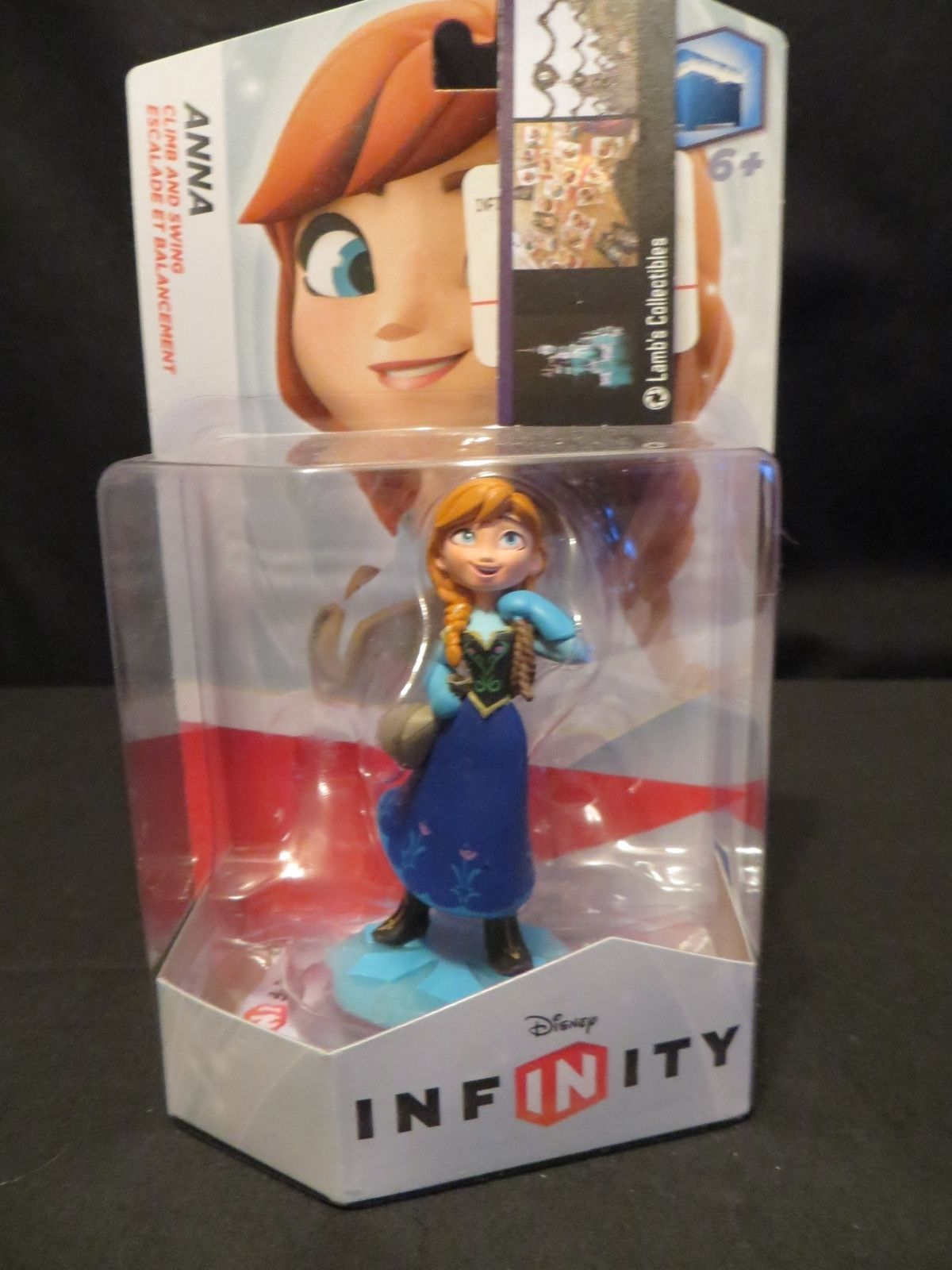 Disney Infinity 1.0 Original Anna Frozen Princess Figure