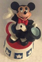 WDW DISNEY LENOX MICKEY MOUSE THIMBLE RING MASTER TOP HAT COLLECTIBLE PR... - $9.99