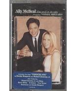 Ally McBeal Robert Downey Jr. Vonda Shepard Tina Turner Cassette Tape Se... - $5.00