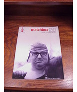 Matchbox 20 Yourself Or Someone Like You Song Book, 12 songs - $8.95
