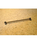 BODY PIERCING JEWELRY 2 IN SURGICAL STEEL BARBE... - $4.99