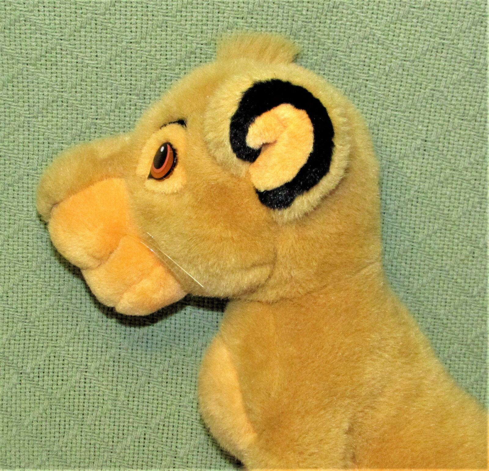 """14"""" SIMBA Young Lion King Plush Stuffed Disney Store CUB Plush Stuffed Animal  image 2"""