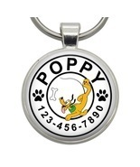 Pet ID Tag - Pluto (Disney) - Dog ID Tag, Cat ID Tag, Pet Tag, Dog Tag, ... - $19.99