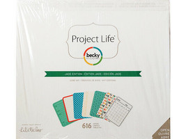 Project Life Becky Higgins Jade Edition Core Kit #380040 image 1