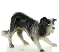 Hagen Renaker Dog Border Collie Ceramic Figurine image 1