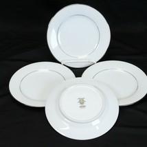 "Noritake Buckingham Bread Plates 6.25"" Lot of 4 - $24.45"