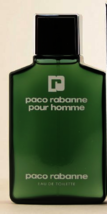 PACO RABANNE Pour Homme Toilette Spray 3.4 Fl oz tester 70 % full for Men - $23.99