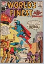 World's Finest 119 Aug 1961 VG- (3.5) - $18.84