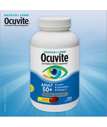 Bausch & Lomb Ocuvite Adult 50 Eye Vitamin & Mineral Supplement - 150 So... - $38.58