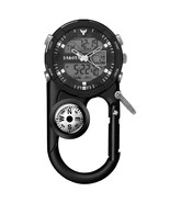 Digital Watch Clip, Analog And Digital Sports Waterproof Pocket Clip Wat... - $89.19