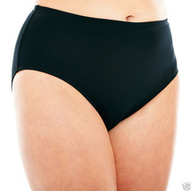 Liz Claiborne Classic Hipster Swim Bottoms Plus Size 20W, 24W Msrp $50.00 - $21.99