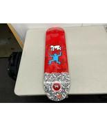 Keith Haring X Alien Workshop - Rob Dyrdek Skate Deck - $349.88