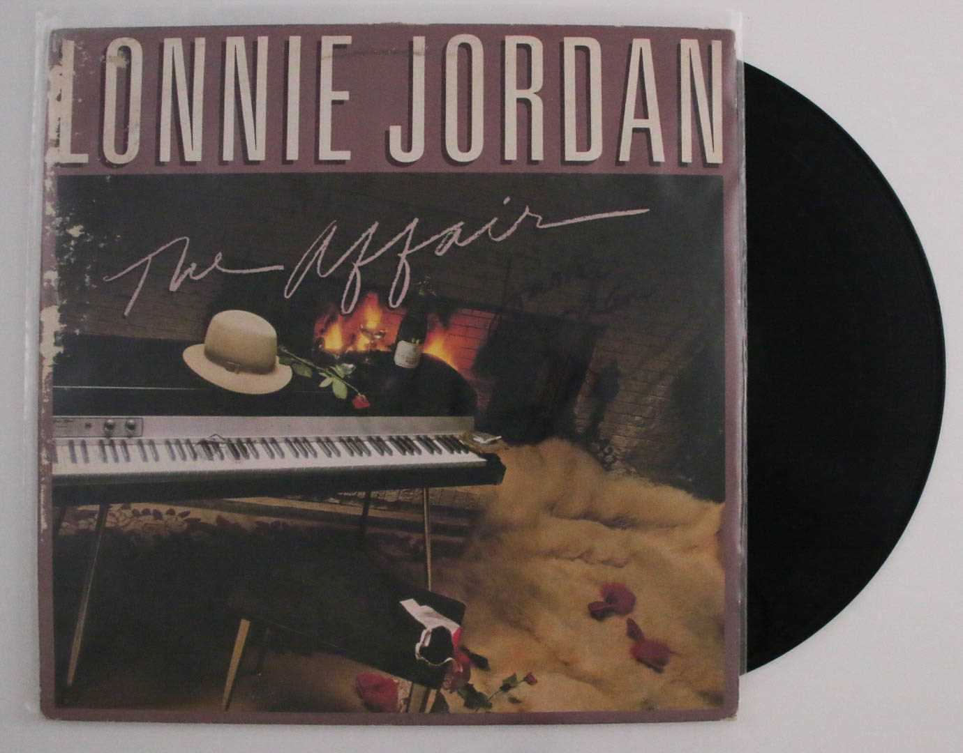 "Primary image for Lonnie Jordan Signed Autographed ""The Affair"" Record Album"