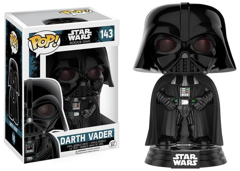 Star Wars Rogue One - Darth Vader POP!