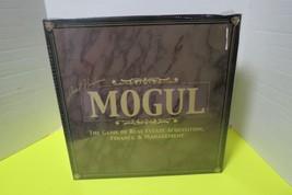 Mogul Real Estate Finance & Management Board Game Joel Hardin Sealed New - $14.85