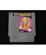 Vintage NES Nintendo Game KINGS OF THE BEACH video game - $11.83