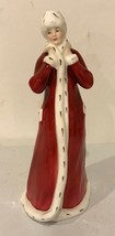 "Royal Doulton Figurine HN3060 ""Wintertimes"" Exclusively for Collectors Club - $40.00"