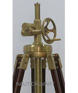 NauticalMart Royal Marine Brass Tripod Floor Lamp Stand - $699.00