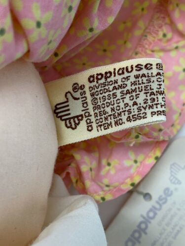 Applause Precious Moments Collectible Cloth Doll Heather #4562 with Locket image 10