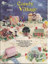 Candy Village Plastic Canvas Patterns~Needlecraft Shop - $24.99