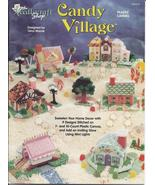 Candy Village Plastic Canvas Patterns~Needlecraft Shop - $24.99