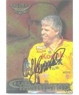 1999 BOBBY HAMILTON WHEELS HIGH GEAR '99 TRADING CARD #10 AUTOGRAPHED - $8.75