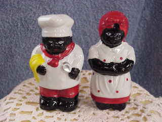 Mammy & Chef S/P Set (Dated)