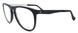 Calvin Klein CK5888 001 Men's Eyeglasses Frames 54-16-145 Matte Black - $59.20