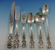Francis I by Reed & Barton Sterling Silver Flatware Set For 8 Old Mark 5... - $3,168.00