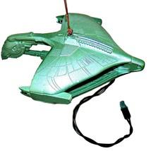 1995 Star Trek Next Generation Romulan Warbird Light Hallmark Christmas ... - $24.99