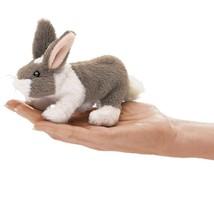 Folkmanis Mini Bunny Rabbit Finger Puppet - $12.08
