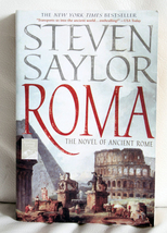Roma by Steven Saylor - $4.50