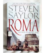 Roma by Steven Saylor - $4.50