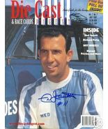 1997 DIE CAST & RACE CARDS DIGEST RACING MAGAZINE NED JARRETT ON COVER S... - $55.00