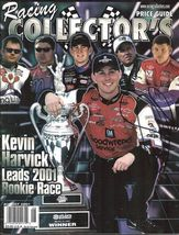 2001 RACING MAGAZINE RON HORNADAY ON THE COVER SIGNED - $26.00