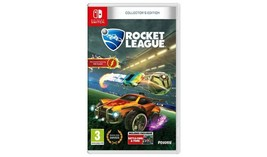 Rocket League Collectors Edition Nintendo Switch Game Is A High-Powered Hybrid  - $43.92