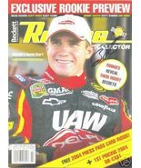 FEBRUARY 2004 BECKETT RACING COLLECTOR MAGAZINE BRIAN VICKERS ON COVER S... - $35.00