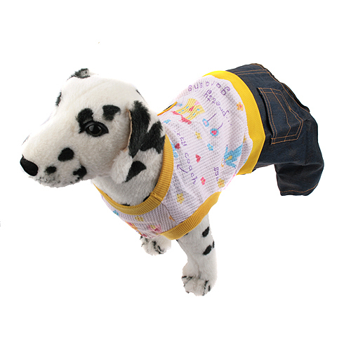 Pullover Style Trousers Clothes for Dog Pet FREE Shipping