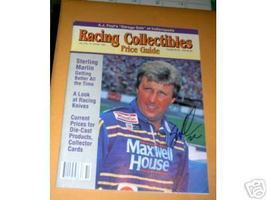 1992 RACING COLLECTIBLES PRICE GUIDE MAGAZINE STERLING MARLIN ON COVER S... - $35.00