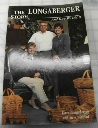 Longaberger bookfrontcover